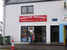 Food for Thought, Ullapool