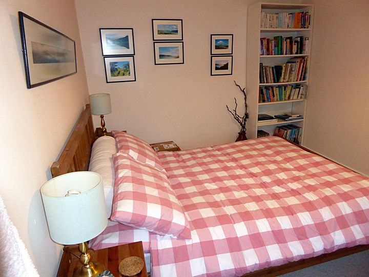 Broomview B&B near Ullapool. Double Bedroom