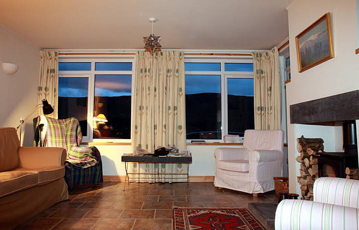 Broomview B&B Ullapool - the lounge