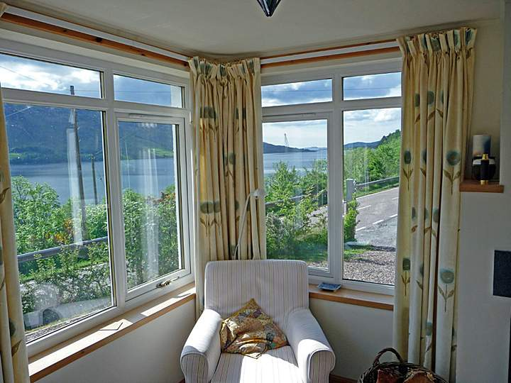 Broomview B&B near Ullapool - guest lounge