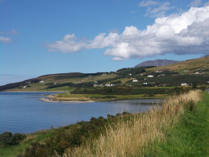 The Ullapool River